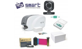 Smart 31 ID Card Printing Bundle