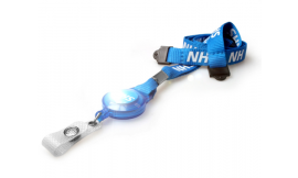 15mm NHS  Retractable Lanyard (Pack 5)