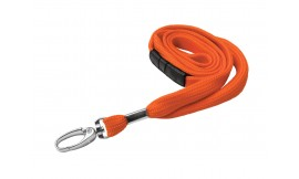 10mm Premier Orange Lanyard | Pack 10