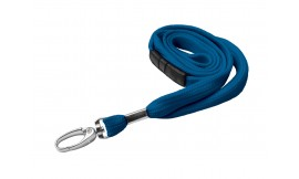 10mm Premier Light Blue Lanyard | Pack 10