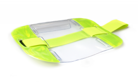 Hi Vis Security Armbands