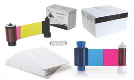 Blank Cards & Ribbons